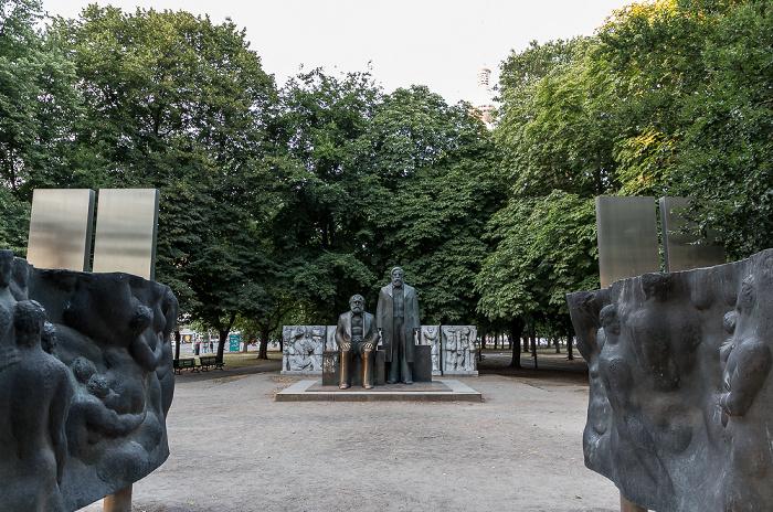 Marx-Engels-Denkmal Berlin