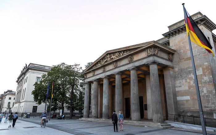 Unter den Linden: Neue Wache Berlin