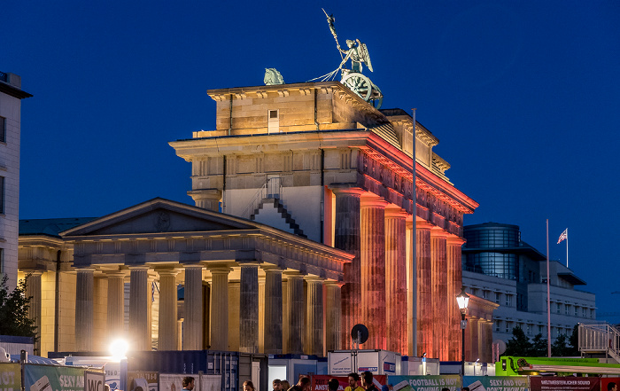 Brandenburger Tor Berlin 2018