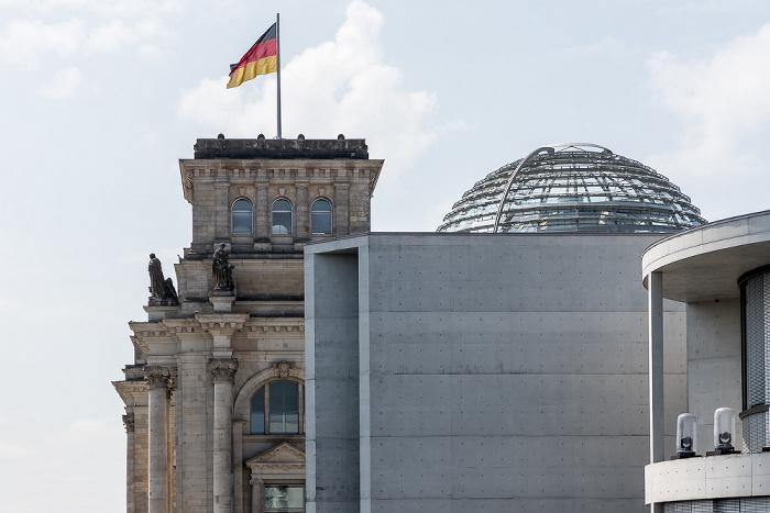 Paul-Löbe-Haus, Reichstagsgebäude Berlin
