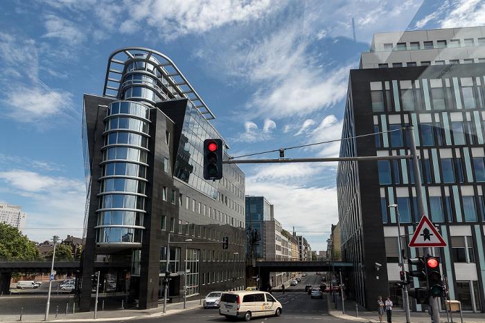 Bürogebäude Spree-Eck, Reinhardtstraße, Haus der Bundespressekonferenz Berlin