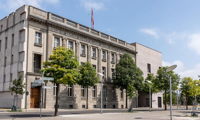 Otto-von-Bismarck-Allee: Schweizerische Botschaft Berlin