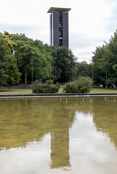 Carillon im Tiergarten Berlin