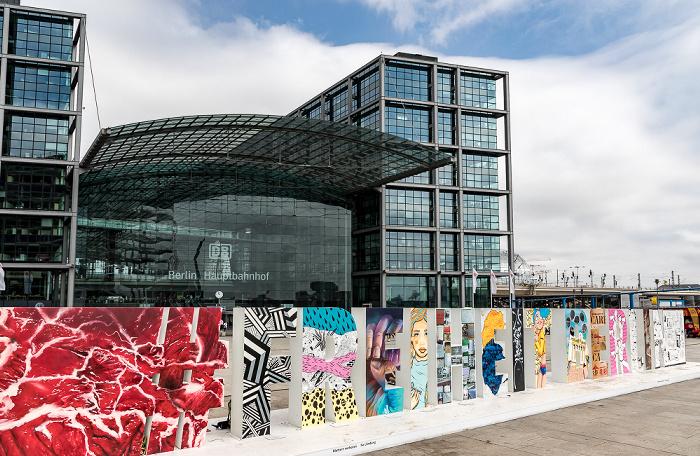 Berlin Washingtonplatz, Hauptbahnhof