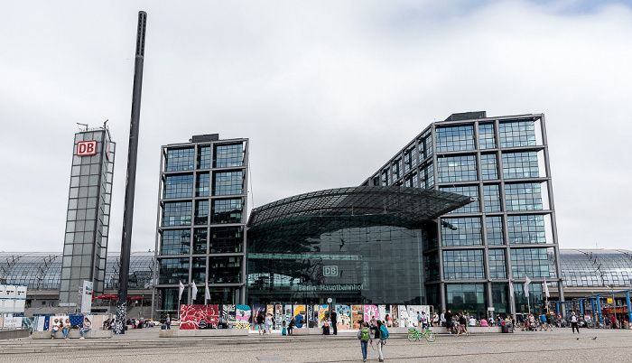 Washingtonplatz, Hauptbahnhof Berlin