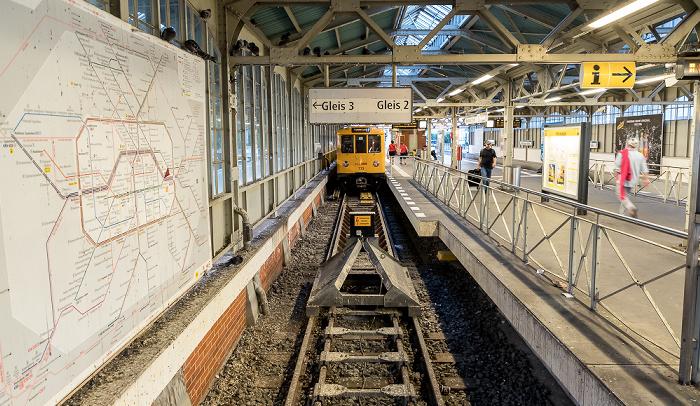 Bahnhof Warschauer Straße (U-Bahn) Berlin