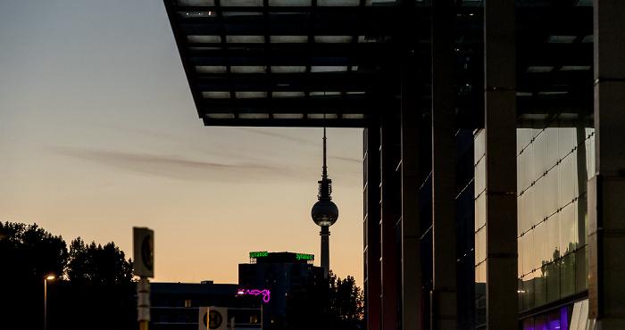Friedrichshain: Ostbahnhof Berlin