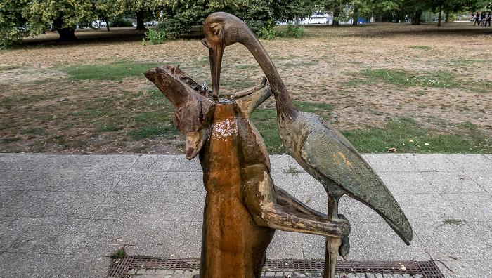 Alt-Treptow: Treptower Park Berlin