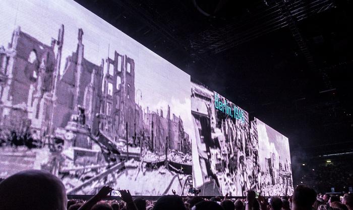 Mercedes-Benz Arena: U2 Berlin