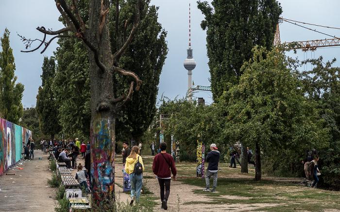 Prenzlauer Berg: Mauerpark Berlin
