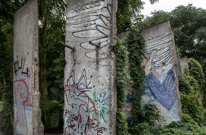 Gedenkstätte Berliner Mauer an der Bernauer Straße Berlin