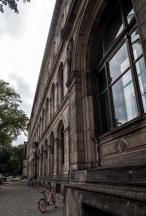 Invalidenstraße: Lebenswissenschaftliche Fakultät der Humboldt-Universität Berlin