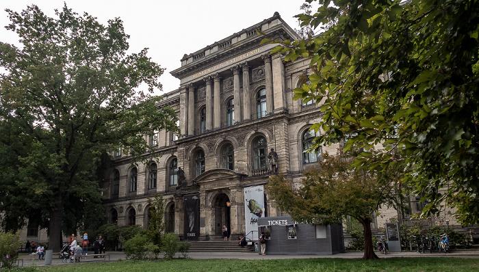 Invalidenstraße: Museum für Naturkunde Berlin