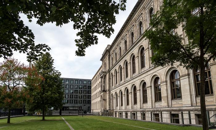 Invalidenstraße: Bundesministerium für Verkehr und digitale Infrastruktur Berlin