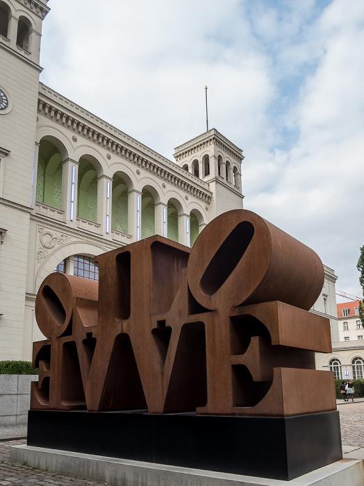 Hamburger Bahnhof - Museum für Gegenwart Berlin