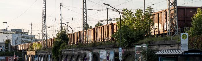 Güterbahnhof München-Süd München