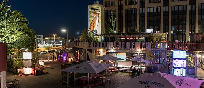 Werksviertel Mitte: Container Collective München