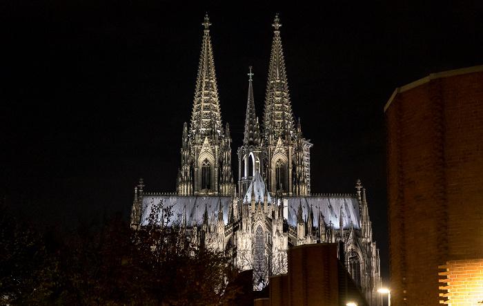Kölner Dom Köln 2018