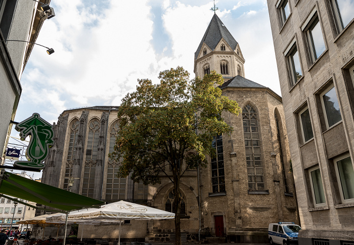 Dominikanerkirche St. Andreas Köln 2018