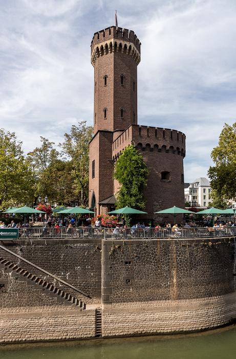 Rheinauhafen, Malakoffturm Köln 2018