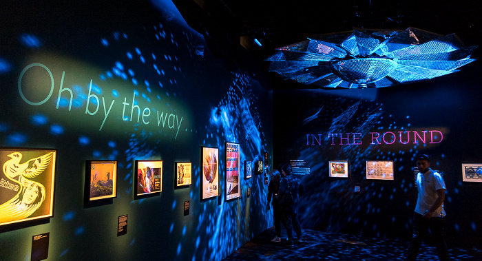 Dortmunder U: The Pink Floyd Exhibition Their Mortal Remains