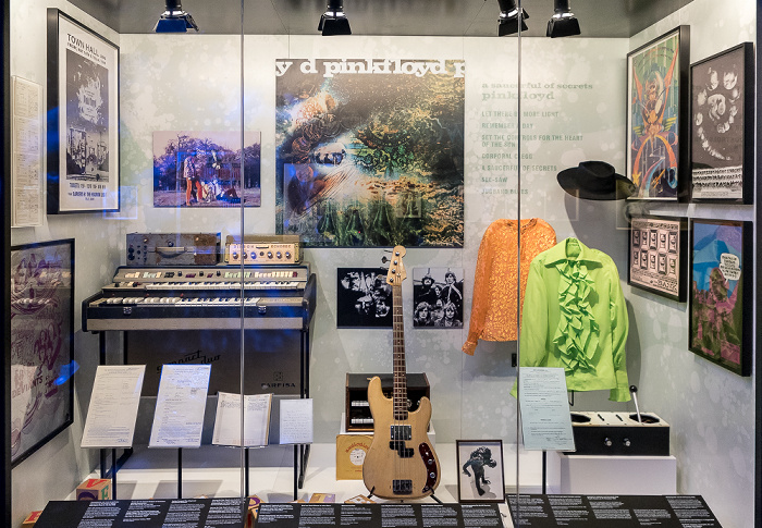 Dortmunder U: The Pink Floyd Exhibition Their Mortal Remains - A Saucerful of Secrets
