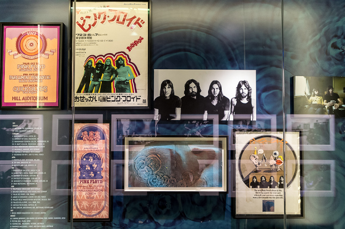 Dortmunder U: The Pink Floyd Exhibition Their Mortal Remains - Meddle