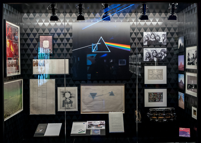 Dortmunder U: The Pink Floyd Exhibition Their Mortal Remains - The Dark Side of the Moon