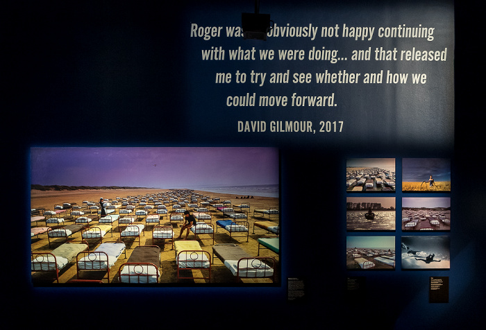 Dortmunder U: The Pink Floyd Exhibition Their Mortal Remains - A Momentary Lapse of Reason