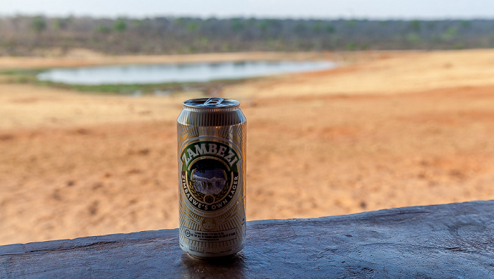 Sikumbi Forest Reserve Ivory Lodge: Zambezi-Bier