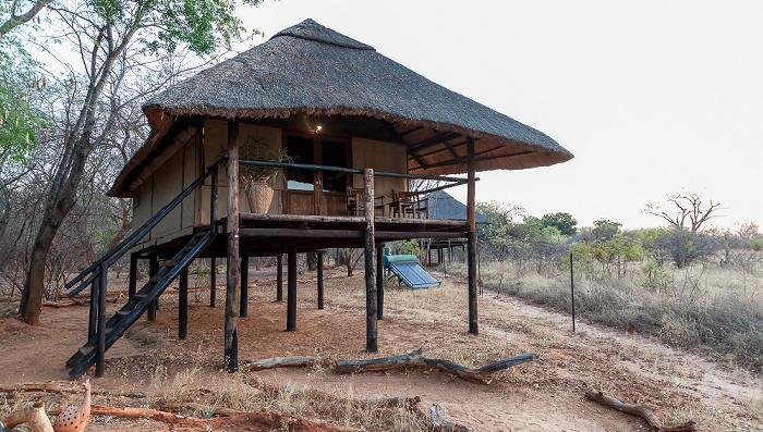 Sikumbi Forest Reserve Ivory Lodge
