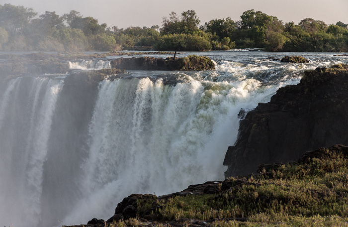 Victoria Falls National Park Victoriafälle