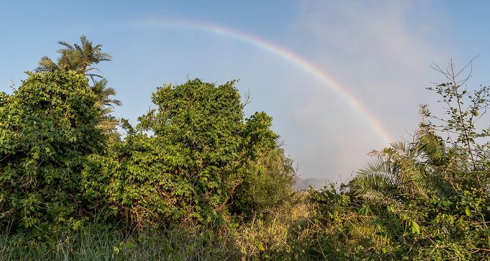 Victoria Falls National Park Regenbogen