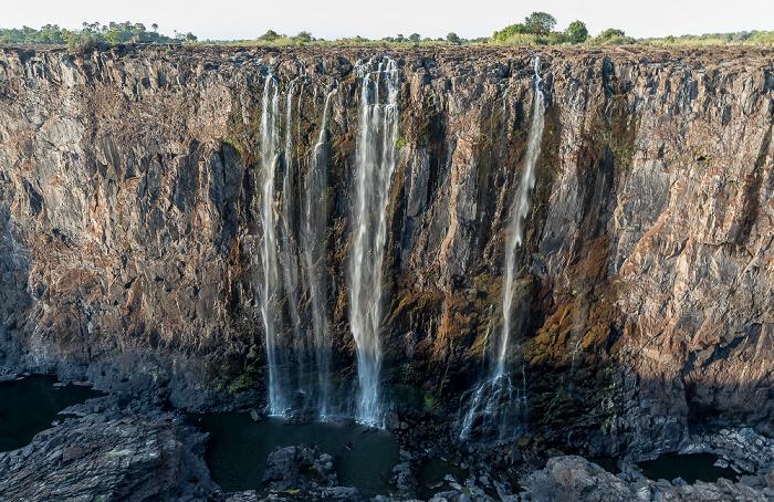 Victoria Falls National Park Victoriafälle