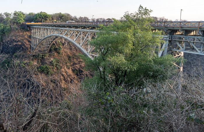 Victoria Falls National Park Victoria Falls Bridge