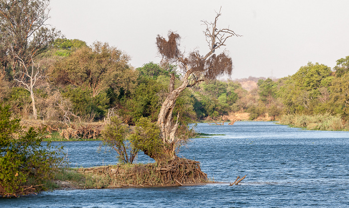 Victoria Falls Sambesi