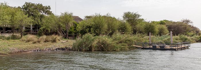 Kazungula Chobe Bakwena Lodge, Chobe