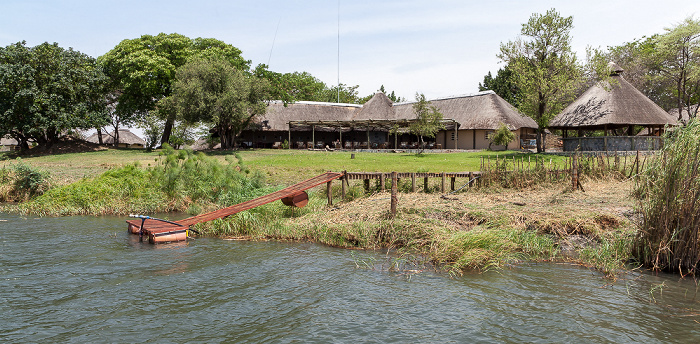 Kazungula Chobe,  The Big 5 Chobe Lodge