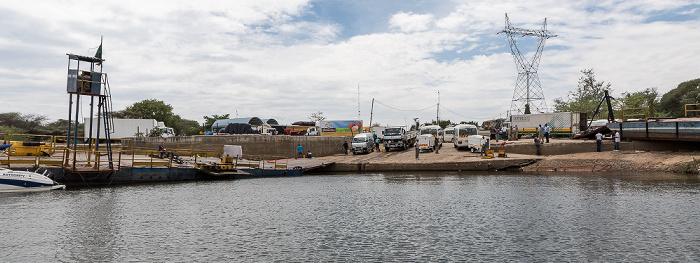 Kazungula (Z) Kazungula Ferry