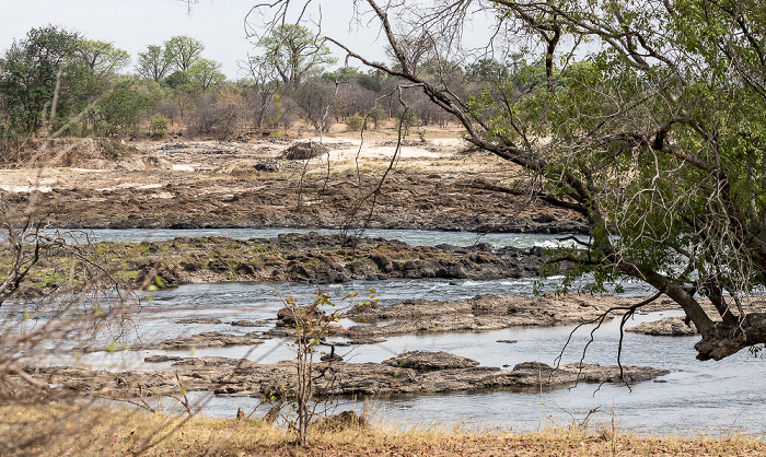 Mosi-oa-Tunya National Park Sambesi