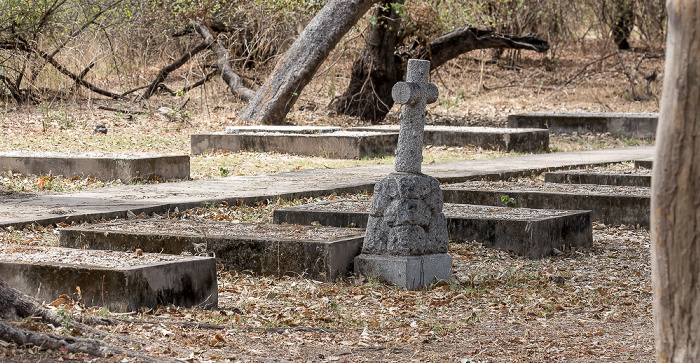 Mosi-oa-Tunya National Park Friedhof