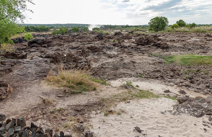 Mosi-oa-Tunya National Park Sambesi Victoriafälle