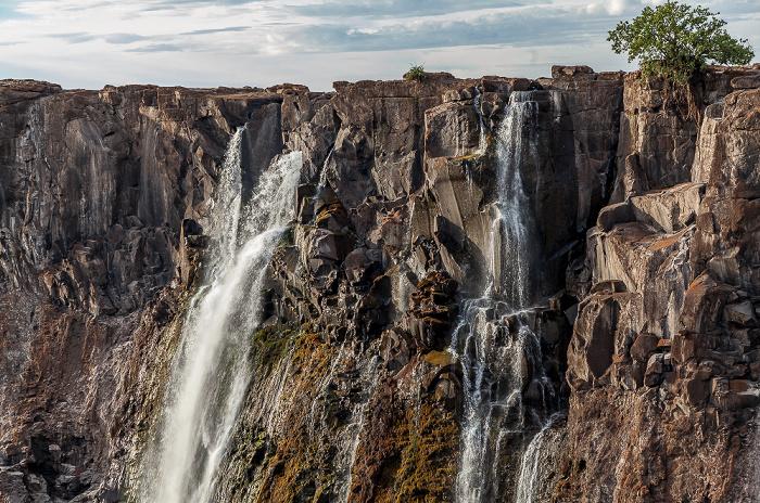 Mosi-oa-Tunya National Park Victoriafälle