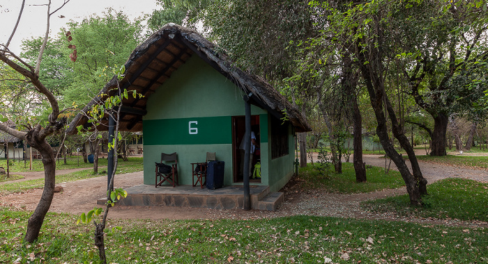 Mosi-oa-Tunya National Park Maramba River Lodge