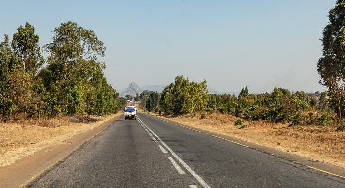 Central Region M1 in der Nähe von Mlanda