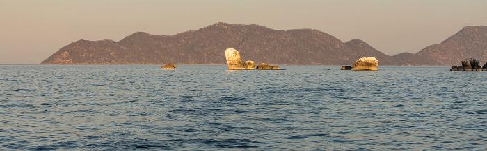 Malawisee Domwe Island