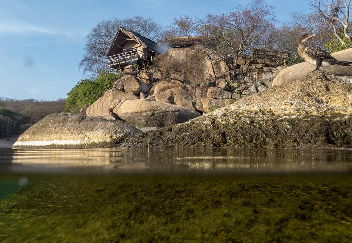 Malawisee, Mumbo Island Camp