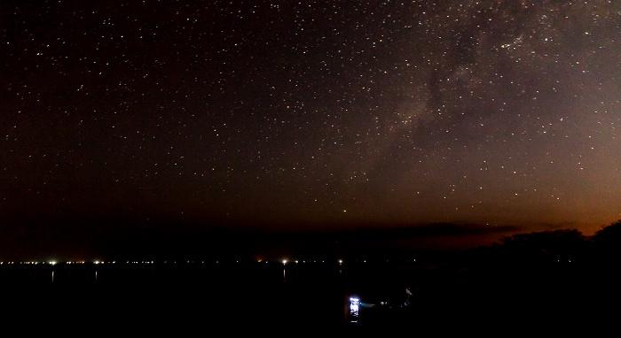 Mumbo Island Nachthimmel