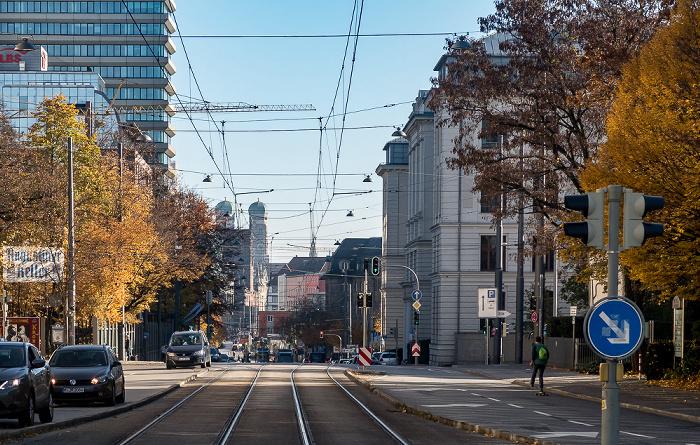 Arnulfstraße München