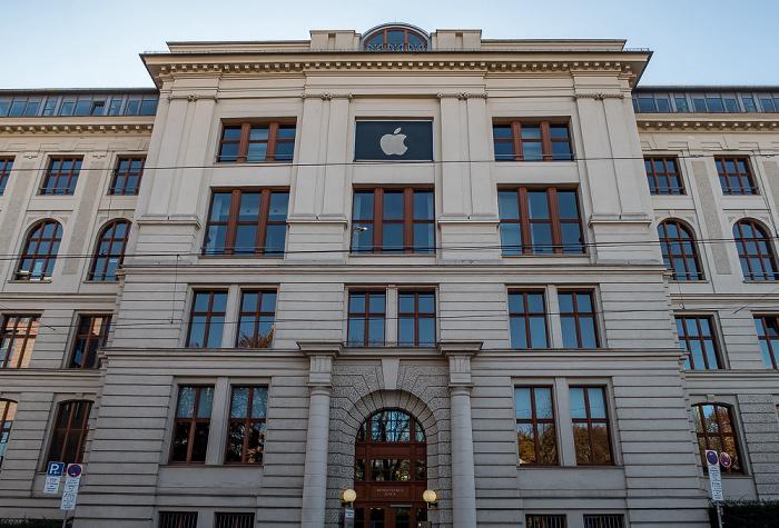 Arnulfstraße: Apple Deutschland München